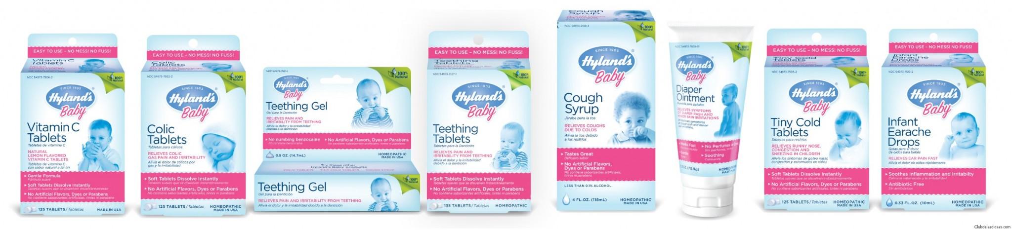 Sorteo los productos homeopaticos hyland 39 s son excelentes para tus ni os - Tos bebe 2 meses ...