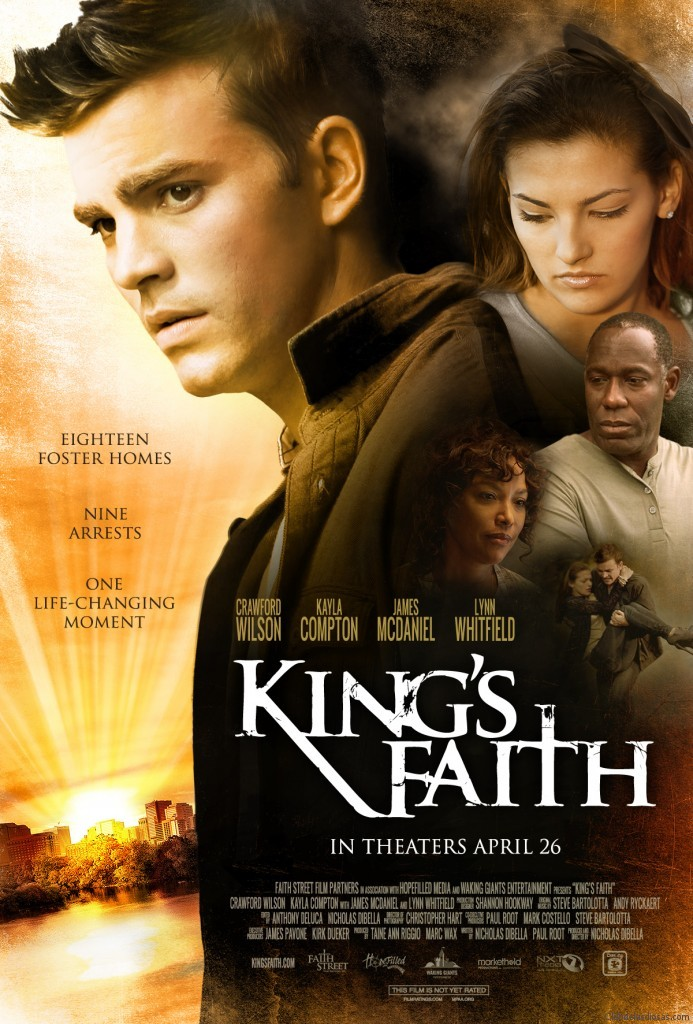 King's Faith Poster